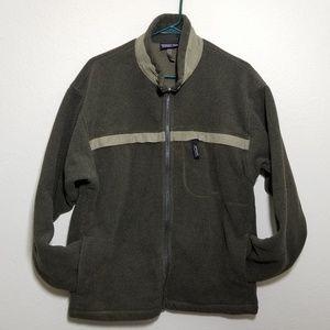 Patagonia synchilla sweatshirt